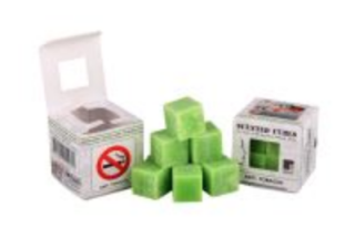 Vonný vosk do aromalamp Scented cubes, anti tabacco